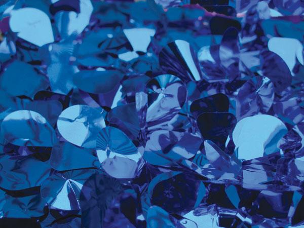 Metallic Vinyl: Metallic Blue