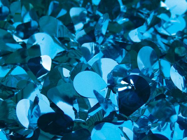 Metallic Vinyl: Metallic Turquoise